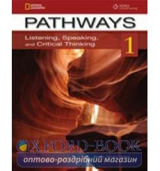 Pathways 1: Listening Speaking and Critical Thinking Text with Online Тетрадь access code 9781133307679 купить Киев Украина