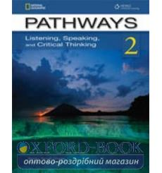 Pathways 2: Listening Speaking and Critical Thinking Text with Online Тетрадь access code 9781133307693 купить Киев Украина