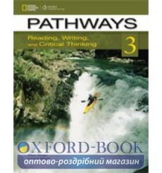 Pathways 3: Reading Writing and Critical Thinking Text with Online Тетрадь access code 9781133942177 купить Киев Украина