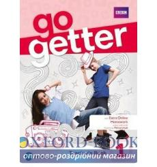 Книга для учителя Go Getter 1 Teachers book + DVD ISBN 9781292209999 купить Киев Украина