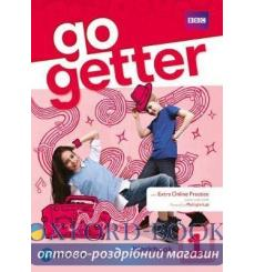 Тетрадь Go Getter 1 workbook with ExtraOnlinePractice 9781292210001 купить Киев Украина