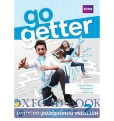 Книга для учителя Go Getter 2 Teachers book + DVD ISBN 9781292210025 купить Киев Украина