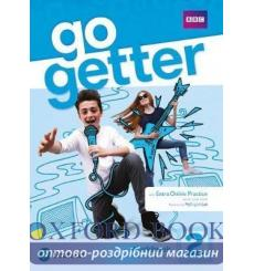 Тетрадь Go Getter 2 workbook with ExtraOnlinePractice 9781292210032 купить Киев Украина