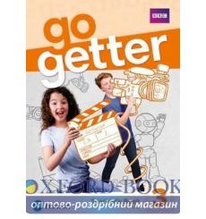 Книга для учителя Go Getter 3 Teachers book/ExtraOnlineHomework/DVD-ROM ISBN 9781292210056 купить Киев Украина