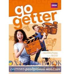 Тетрадь Go Getter 3 workbook with ExtraOnlinePractice 9781292210063 купить Киев Украина