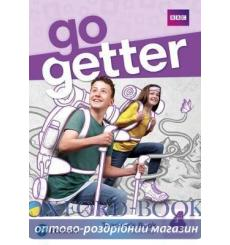 Книга для учителя Go Getter 4 Teachers book/ExtraOnlineHomework/DVD-ROM ISBN 9781292210087 купить Киев Украина