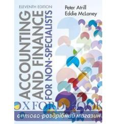 Книга Accounting and Finance for Non-Specialists 11th edition 3rd Edition 9781292244013 купить Киев Украина