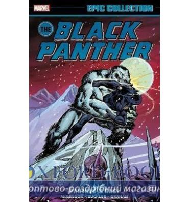 Книга Black Panther Epic Collection: Panthers Rage Lee, S. ISBN 9781302901905