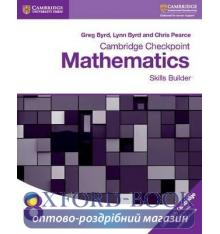 Книжка Cambridge Checkpoint Mathematics 8 Skills Builder ISBN 9781316637395