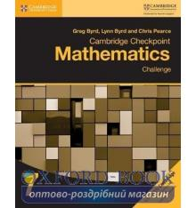 Книга Cambridge Checkpoint Mathematics 7 Challenge ISBN 9781316637418