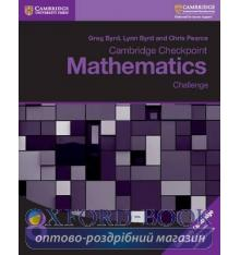 Книжка Cambridge Checkpoint Mathematics 8 Challenge ISBN 9781316637425