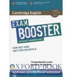 Книга Exam Booster for Key and Key for Schools without Answer Key with Audio Chapman, C ISBN 9781316641804 купить Киев Украина