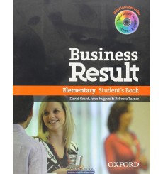 Business Result Elementary Student's Book & DVD-ROM Pack