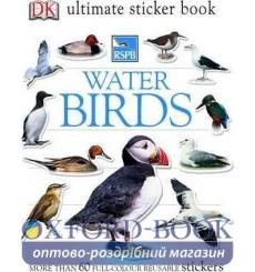 RSPB Water Birds. Ultimate Sticker Book Hoare, Ben 9781405311380 купить Киев Украина