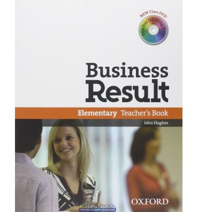 Business Result Elementary  Teacher's Book & DVD Pack