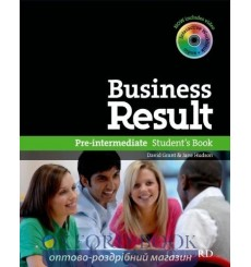 Business Result Pre-Intermediate Student's Book & DVD-ROM Pack