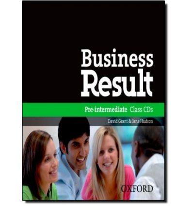 Business Result Pre-Intermediate Class Audio CDs (2)