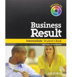 Business Result Intermediate Student's Book & DVD-ROM Pack