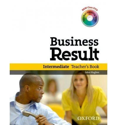 Business Result Intermediate Teacher's Book & DVD Pack