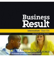 Business Result Intermediate 2E: Audio CDs (2) ISBN 9780194768047