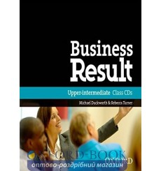 Business Result Upper-Intermediate Class Audio CDs (2)
