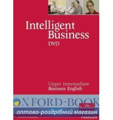 Диск Intelligent Business Upper-Interm DVD adv ISBN 9781405837514-L купить Киев Украина