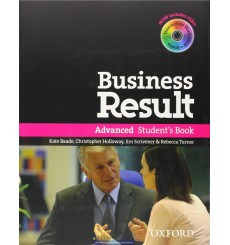 Business Result Advanced Student's Book & DVD-ROM Pack
