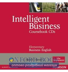 Диск Intelligent Business Elementary Class CD (2) adv ISBN 9781405849760-L купить Киев Украина