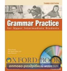 Grammar Practice for Upper-Interm -key+CD ISBN 9781405853019