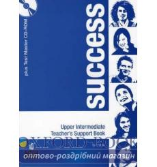 Книга для учителя Success Upper-Interm Teachers book+TestMaster CD-Rom ISBN 9781405865111 купить Киев Украина