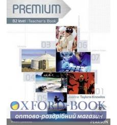 Книга для учителя Premium B2 Teachers book+Test Master 9781405881074 купить Киев Украина