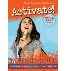 Тетрадь Activate b1+ workbook+iTest Multi-Rom -key 9781405884167 купить Киев Украина