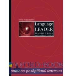 Книга Language Leader Upper-int Teachers book with Test Master CD-ROM 9781405885362 купить Киев Украина