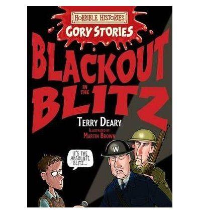 Книга Blackout in the Blitz ISBN 9781407108308