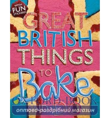 Книга Things to Bake and Do ISBN 9781407140452
