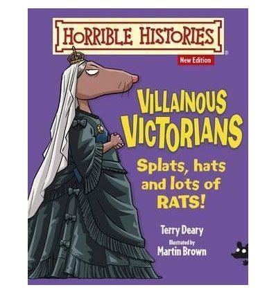 Книга Villainous Victorians ISBN 9781407152523