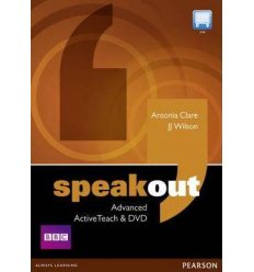Книга Speak Out Advanced Active Teach ISBN 9781408216347