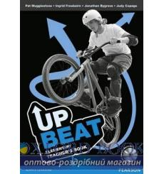 Книга для учителя Upbeat Elem Teachers book+TestMaster 9781408217177 купить Киев Украина