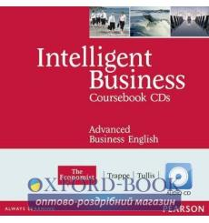 Диск Intelligent Business Advanced Class CDs (2) adv ISBN 9781408217740-L купить Киев Украина