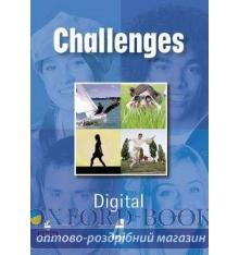 Диск Challenges 4 Interactive Whiteboard Software ISBN 9781408218174