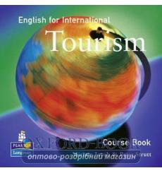 Диск English for International Tourism Upper-Interm Class CDs (2) adv 9781408223918-L купить Киев Украина