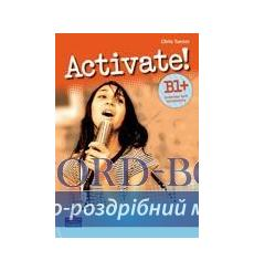 Книга Activate! B1+ Grammar & Vocabulary Book ISBN 9781408239100 купить Киев Украина