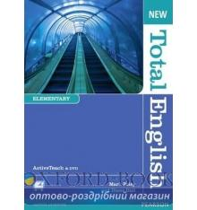 Книга Total English New Digital Elementary ISBN 9781408255063