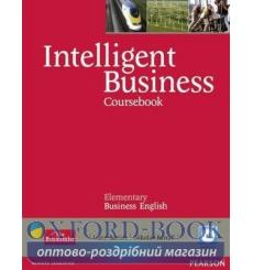 Книга Intelligent Business Elem CB + Audio CD ISBN 9781408255988 купить Киев Украина