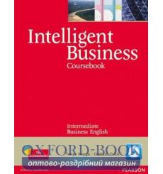 Книга Intelligent Business Inter CB + Audio CD ISBN 9781408255995 купить Киев Украина