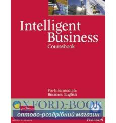 Книга Intelligent Business Pre-inter CB + Audio CD ISBN 9781408256008 купить Киев Украина