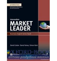 Книга Market Leader 3ed Interm Active Teach ISBN 9781408259962
