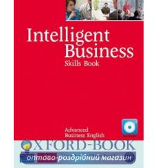 Книга Intelligent Business Advanced Skills Pack ISBN 9781408267950 купить Киев Украина