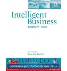 Книга для учителя Intelligent Business Advanced Teachers book+CD ISBN 9781408267967 купить Киев Украина
