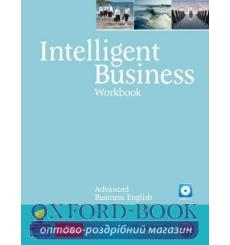 Тетрадь Intelligent Business Advanced workbook+CD 9781408267974 купить Киев Украина